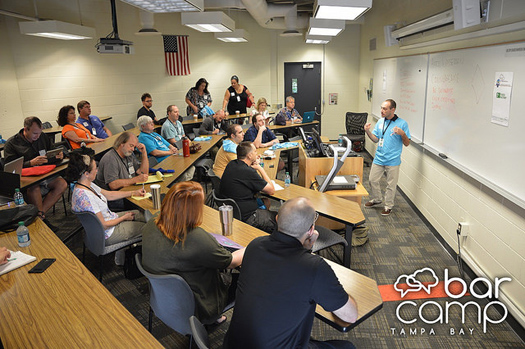 BarCamp is building the Tampa Bay tech community.