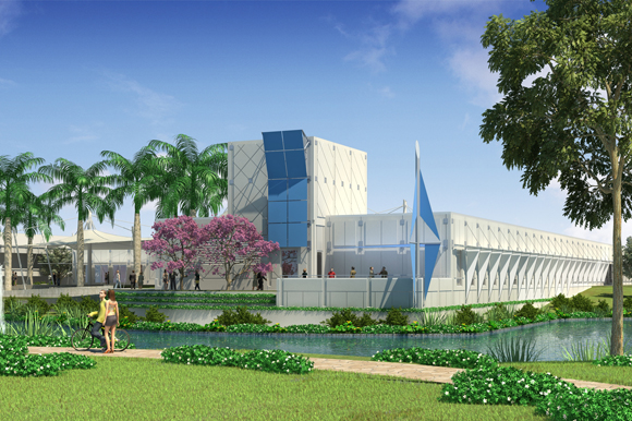 Eckerd College High Hopes For New Science Center St Pete