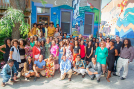 Cave Canem Poets 2013 Residency at City of Asylum - A series of community-based artist residencies i