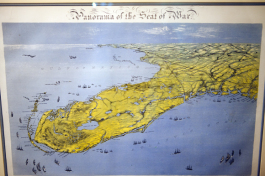 Charting the Land of Flowers: 500 Years of Florida Maps exhibit. - Julie Branaman