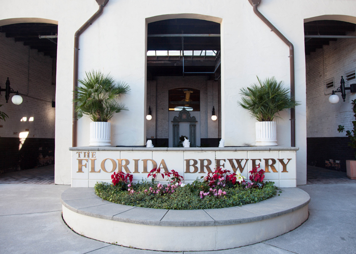 Swope Rodante preserves the history of the once Florida Brewery, which opened in 1896 in Ybor City.