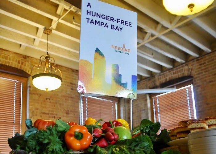 Feeding Tampa Bay announces new strategy for ending hunger.