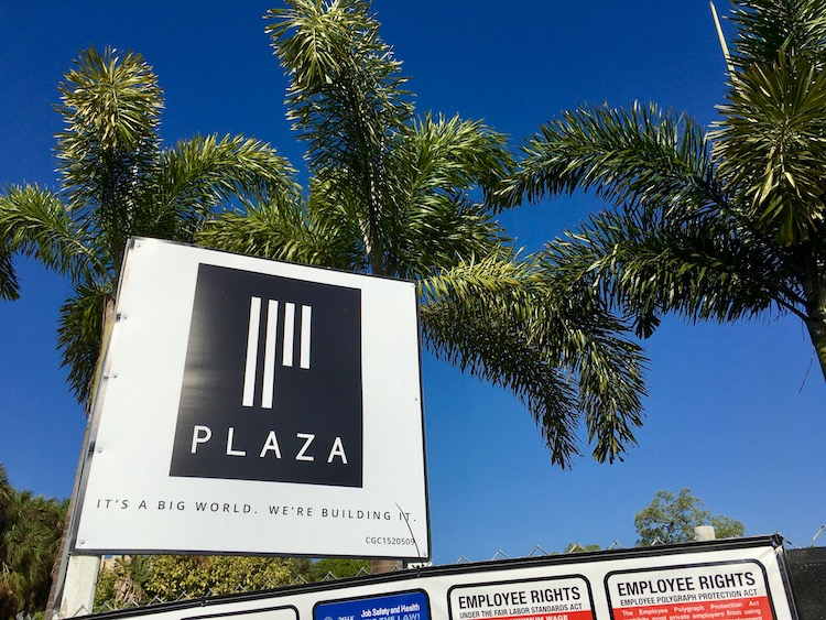 New York-based Plaza Construction is building The Sanctuary at Alexandra Place in Tampa.