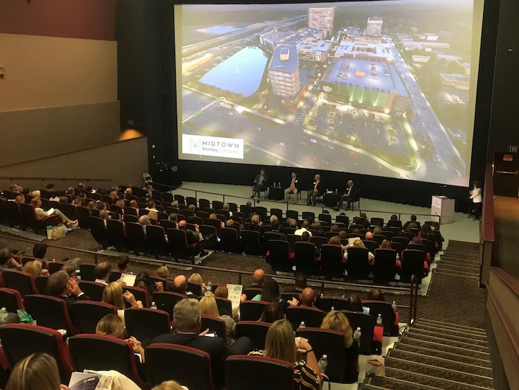 Westshore Alliance learns more about growing Midtown area of Tampa.