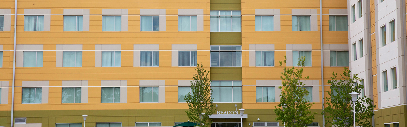 The Beacon Hall is part of the newest residential community at USF.