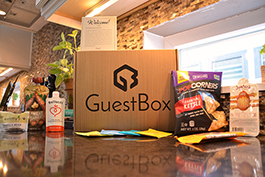 GuestBox products for people on the go.