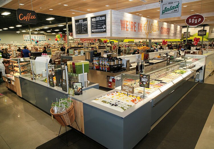 Sprouts Farmers Market is adding stores across Tampa Bay.