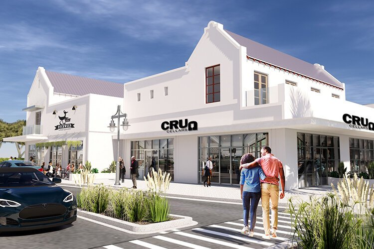 Wine bar and restaurant Cru Cellars is adding a Westshore Marina District location.