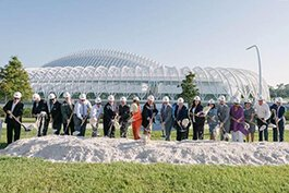 Florida Polytechnic University recently broke ground on its second academic building- the Applied Research Center.
