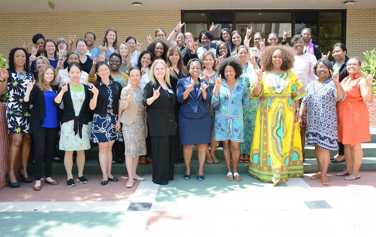 USF. St. Pete is part of a new alliance of Florida universities  working to advance minority women faculty in the STEM fields.