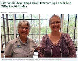 Screengrab of StoryCorps' One Small Step – Tampa Bay.