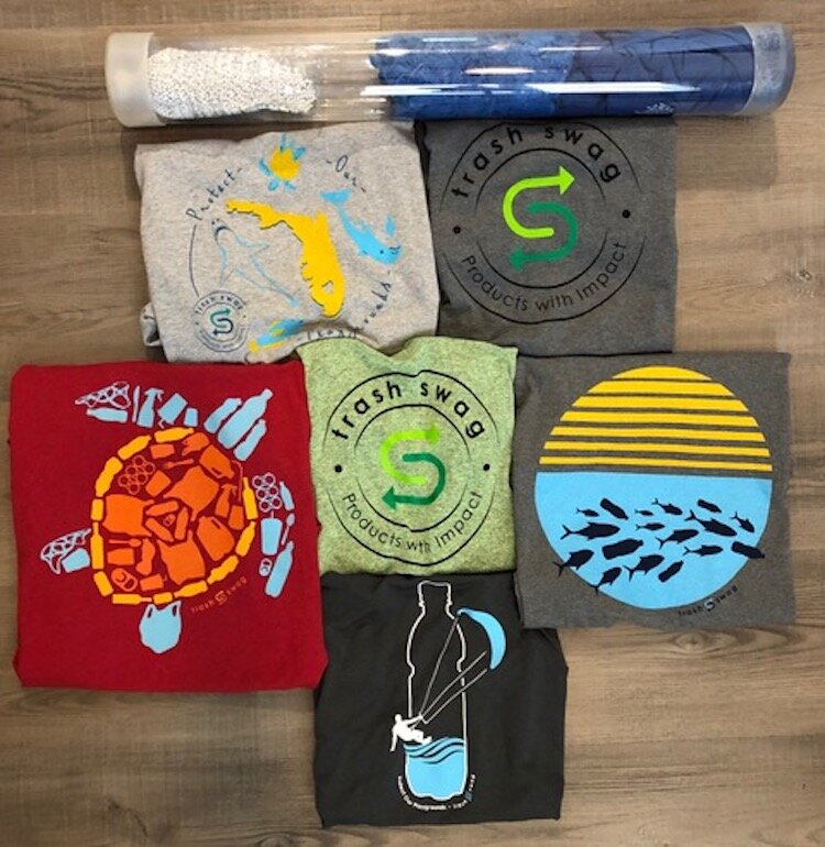 Trash Swag offers environmentally friendly products at TrashSwag.shop.