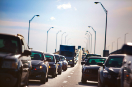 A Ferry service could take up to 1000 cars off the road daily.
