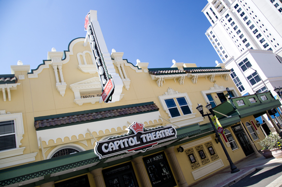 Capitol Theater in Clearwater.