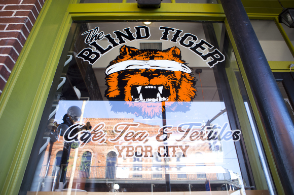 The Blind Tiger in Ybor.