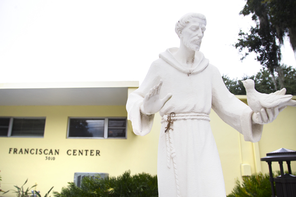 The Franciscan Center of Tampa.