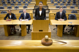 Stetson's Moot Court Board competes thourghout the U.S. and the world.
