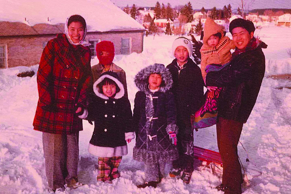 Brutal winters in Pennsylvania chased the Nguyen family to Florida in 1979.