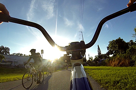 The Coast to Coast Connector Trail will utilize parts of the Pinellas Trail to connect Titusville and St Pete.