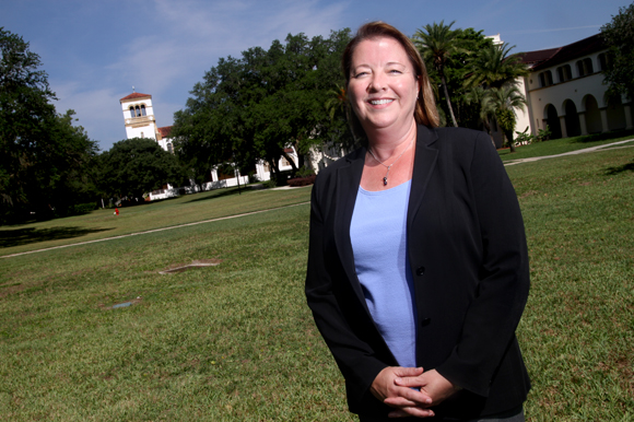 Susan Colaric is Director of Instructional Technology at Saint Leo University. - Julie Busch