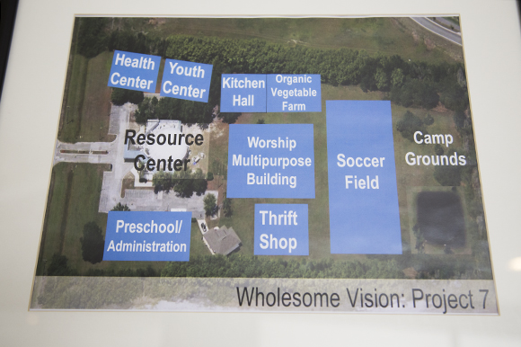 Wholesome Community Ministries Project 7 Plan.