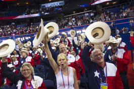 Amelie Arena received many upgrades in preparation for the 2012 RNC.
