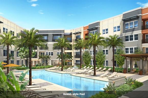 Grady Square Westshore Apartment