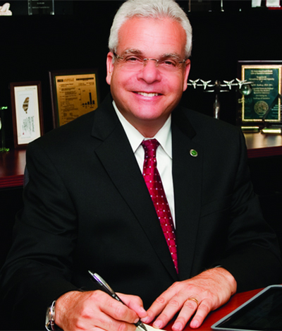 Dr. Paul Sanberg is USF�s Senior VP for Research, Innovation and Economic Development.