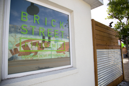 Brick Street Farms is located in the Warehouse Arts District of St. Pete.