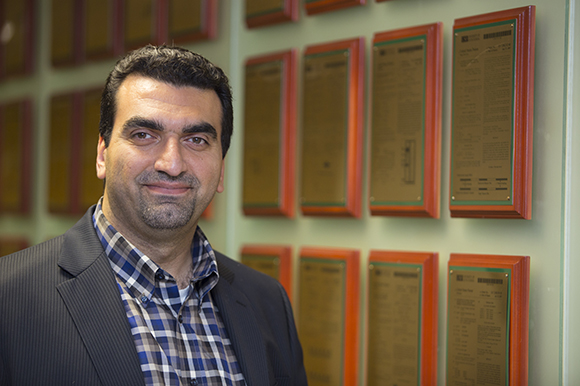 Redwan Alqasemi, PhD., a  Research Professor at USF�s Department of Mechanical Engineering.