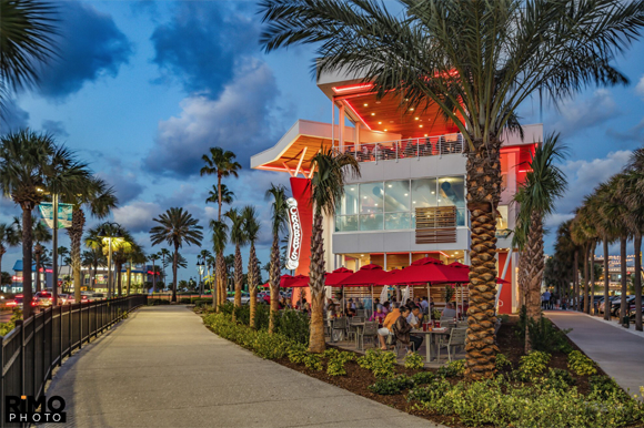 Popular Clearwater Beach restaurant sports new look, new name