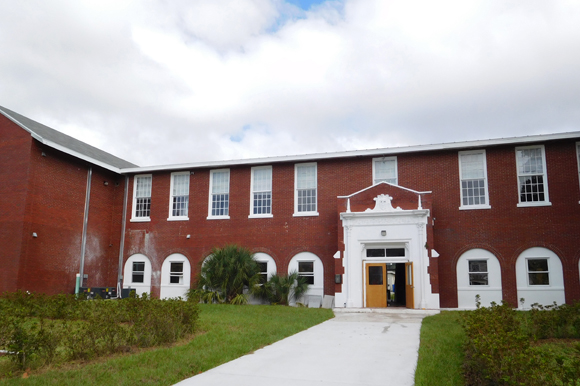 The 1924 Euclid School in St. Pete gets a second chance.