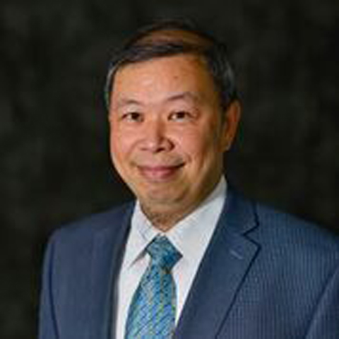 Kwang-Cheng Chen, professor at USF's Dept., of Electrical Engineering.