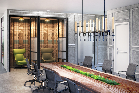 Uniquely Designed Co Working Space Emerges In Downtown Clearwater