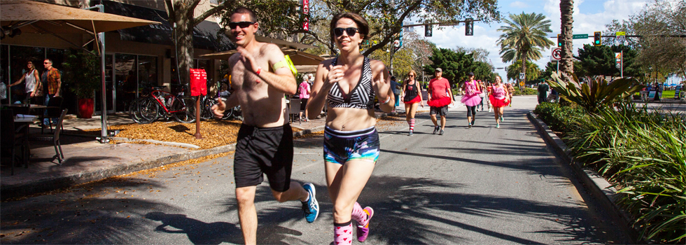 Cupid's Charity 5k in St. Pete to benefit neurofibromatosis research. <span class='image-credits'>Amber Sigman</span>