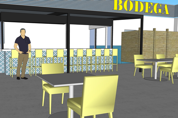 The new site will feature a rum bar at Bodega in Seminole Heights.