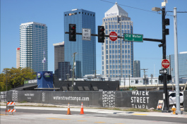 Water Street Tampa promises major change to the downtown area.