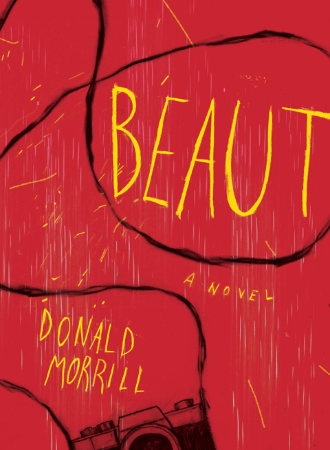 Front cover of Beaut by Donald Morrill