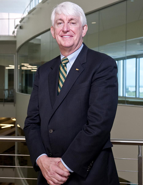 Dr. Ralph Wilcox is USF Provost and Executive Vice President.