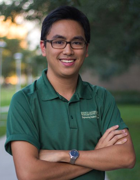 Minh Duong Dinh is a recent graduate of USF.