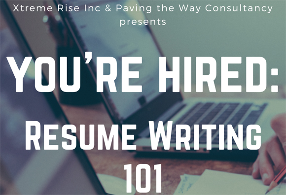 learn how to write a resume attend job fairs