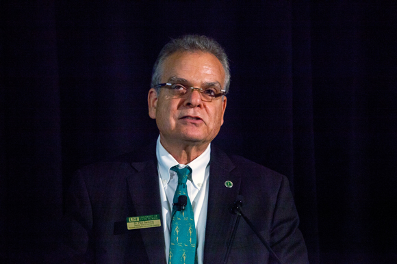 Paul Sanberg, senior VP for research, innovation, and knowledge enterprise at USF.
