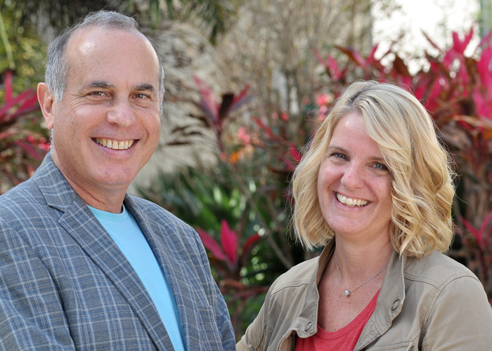 Tony Gold and Mary Beth Kerly are Co-Founders of Operation Startup.