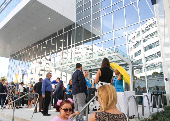 John Hopkins All Children's Hospital in St. Pete opens the largest simulation center in Florida.