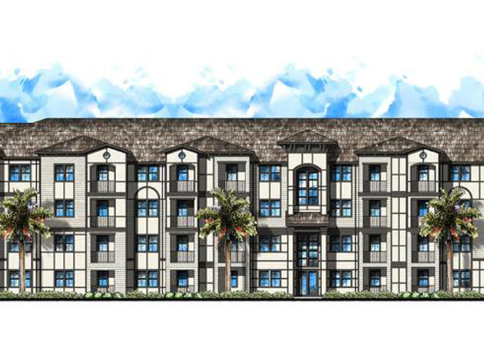 South Tampa To Get A Multifamily Gated Townhome Community