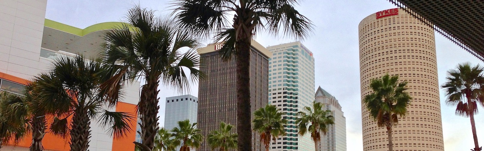 Downtown Tampa as seen from the The Tampa Riverwalk at Curtis Hixon Park. <span class=&apos;image-credits&apos;>Photo by Diane Egner</span>
