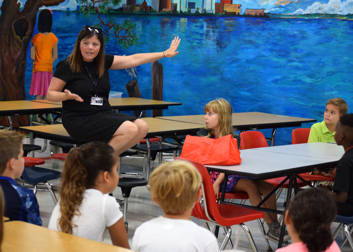 Florida ranks 47th out of the 50 states in attracting and retaining effective teachers.