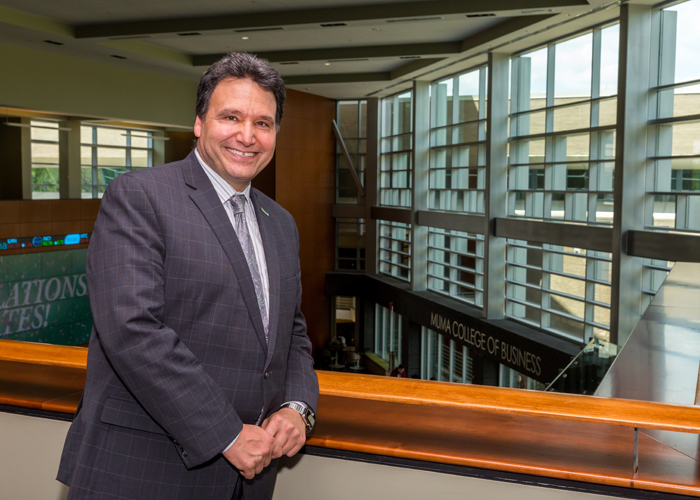 Moez Limayem, Muma College of Business Dean at USF.
