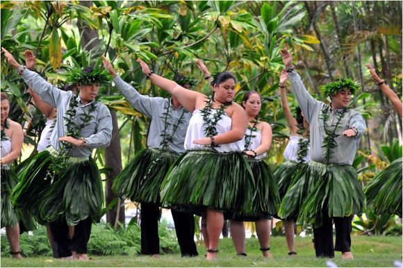 Dancers from PA'I Arts & Culture Center