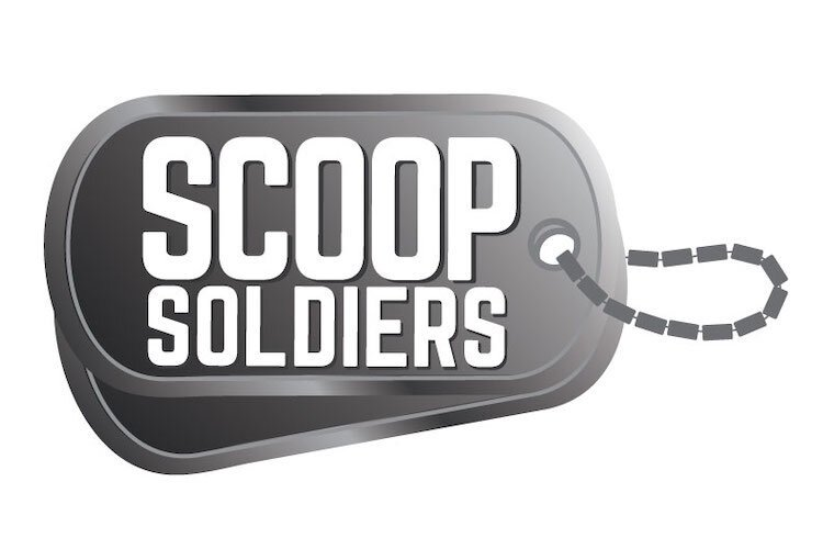 Logo for Scoop Soldiers